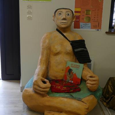 Bibliothèque : Informations sur l''exposition Contes et écritures