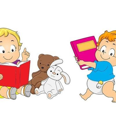 Photos des bébés lecteurs - Séance du 12 septembre