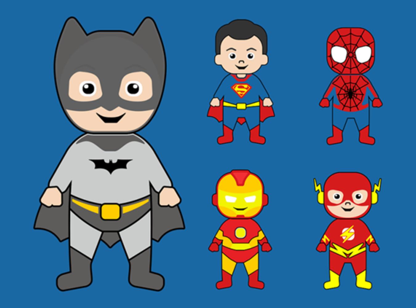 Cybercommune : atelier super-héros 0