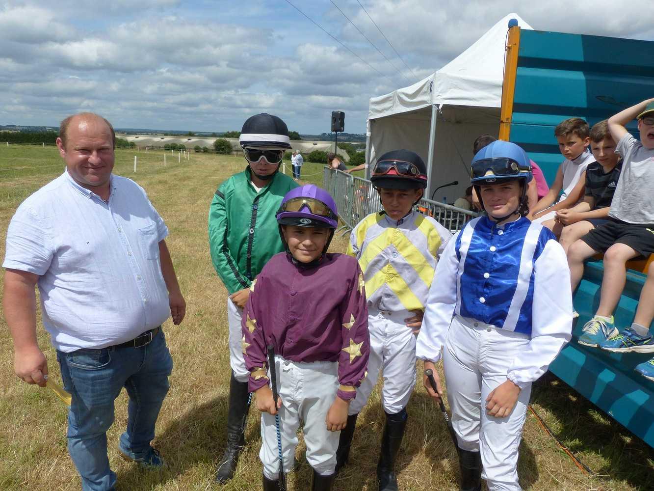 Photos des courses de poneys p1100699