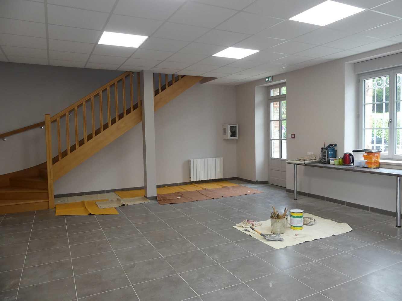 Rénovation de l''ancienne poste à Langast p1000477