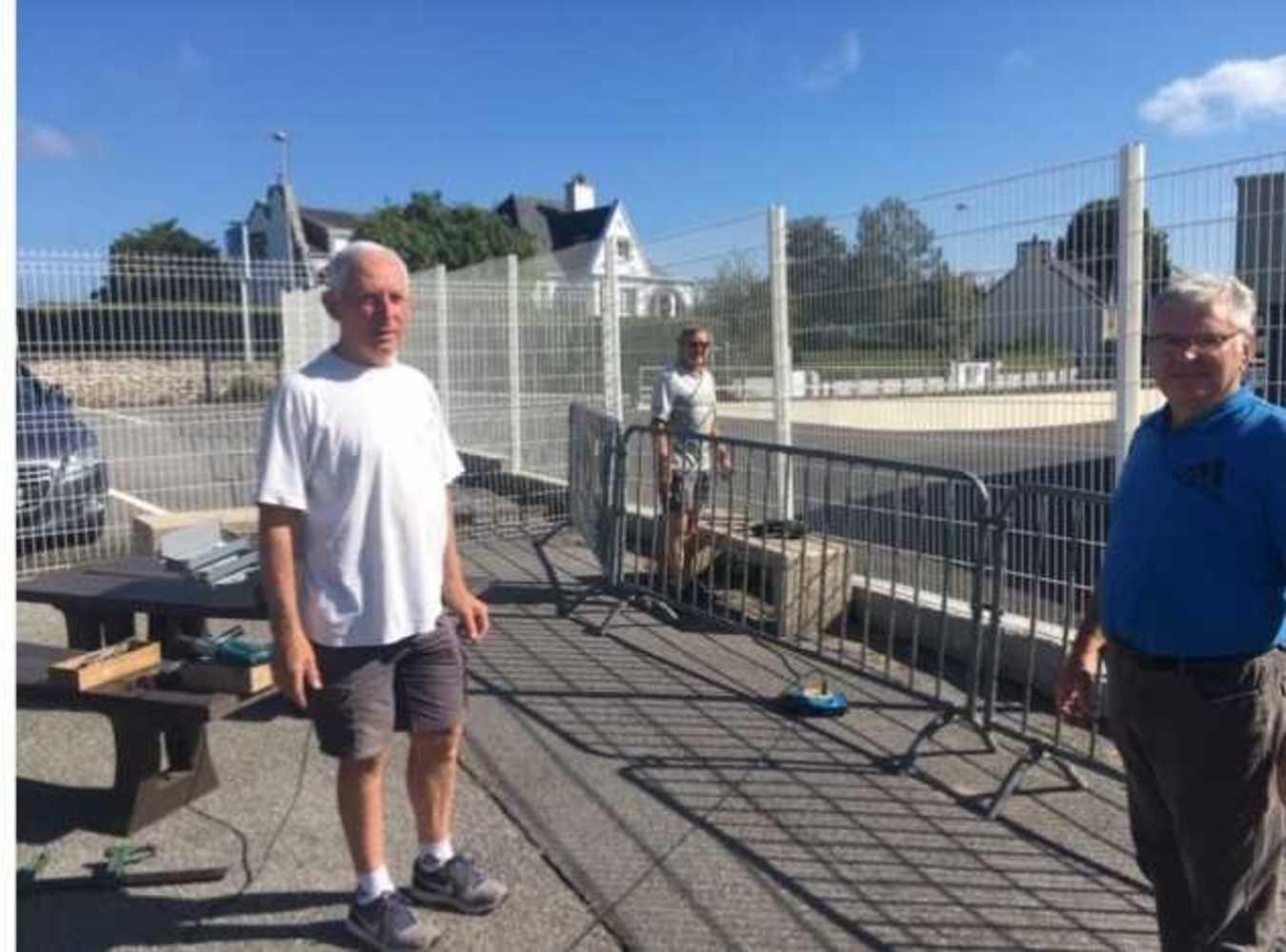 Samedi 14 septembre : Matinée nettoyage à l''école Saint-Pierre imagea