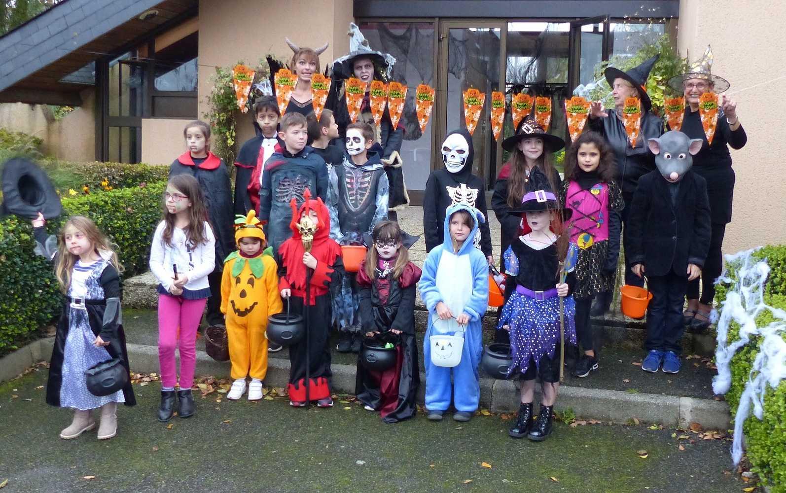 Comité des fêtes : photos d''Halloween 0