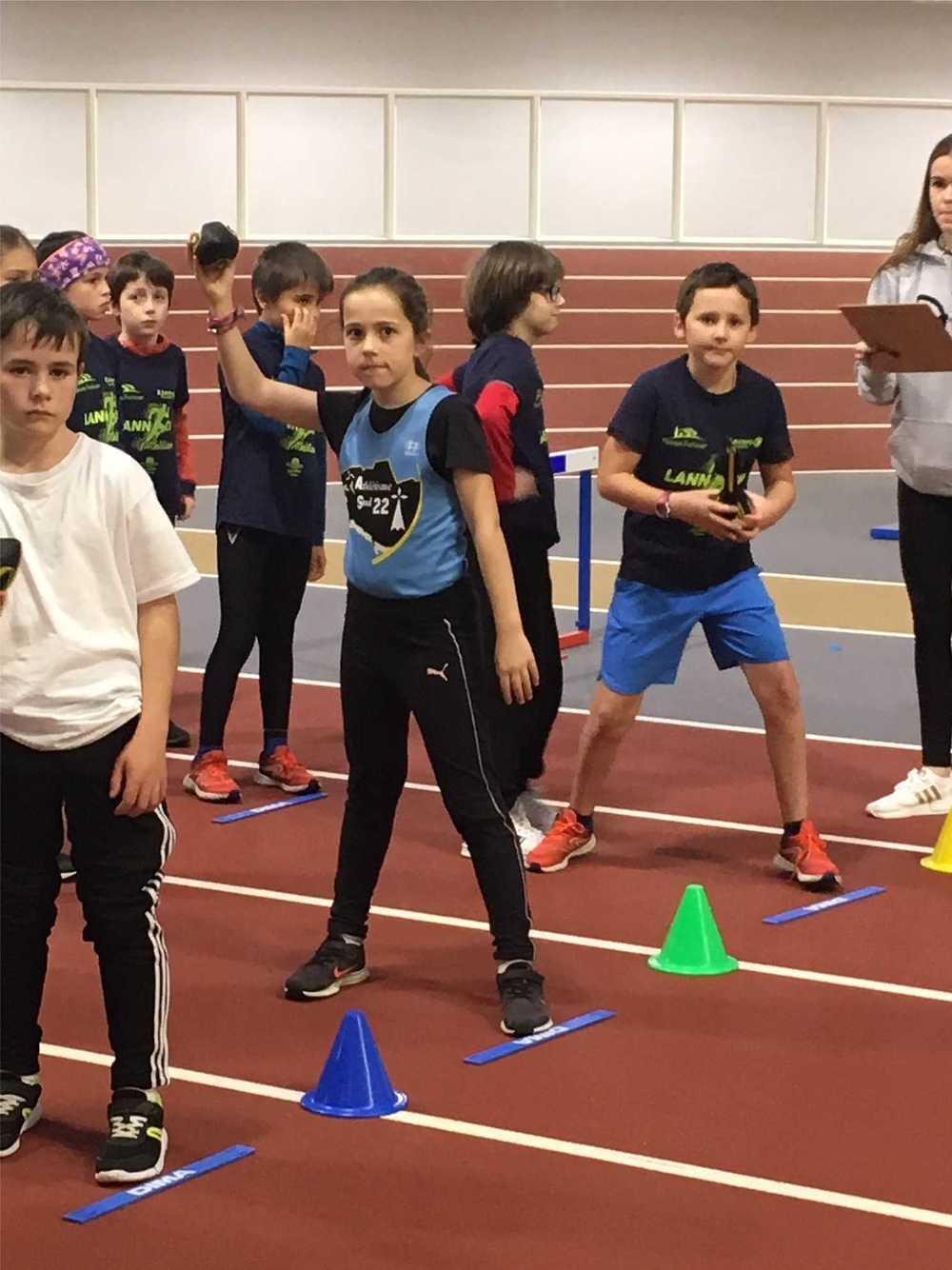 JSP Athlétisme : photos de la rencontre départementale image4