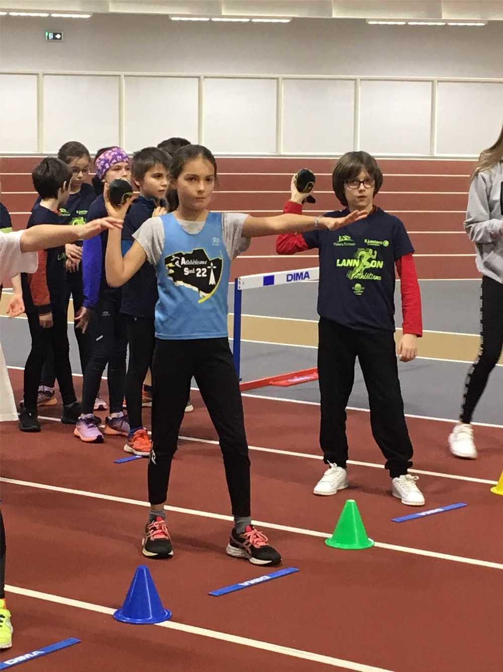 JSP Athlétisme : photos de la rencontre départementale image5