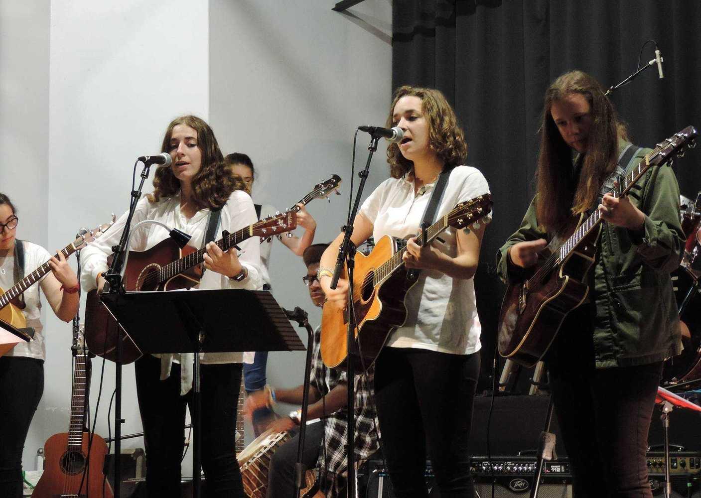 Ecole de Guitare - Concert - 29 juin 2017 - Salle des fêtes 194676415614166209128632784014528718304415o