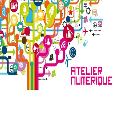 Cybercommune atelier numérique mars et avril 2021