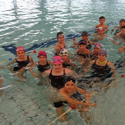 Un cycle piscine pour les élèves de sixième