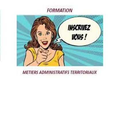 Formation métiers administratifs territoriaux