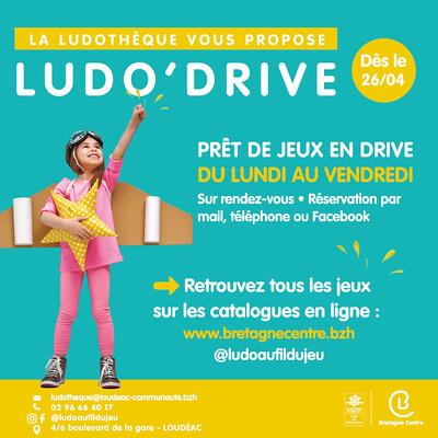 Ludo''Drive