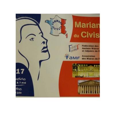 Marianne du Civisme - Jeudi 14 décembre 2017