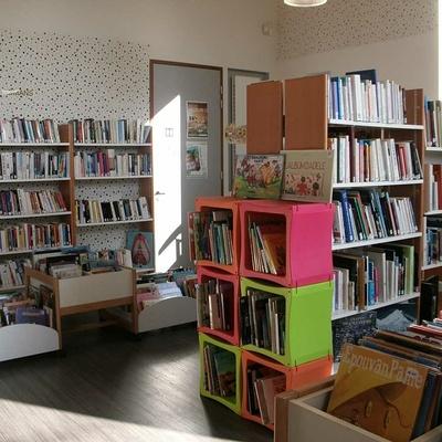 Nouvelle organisation - Bibliothèque