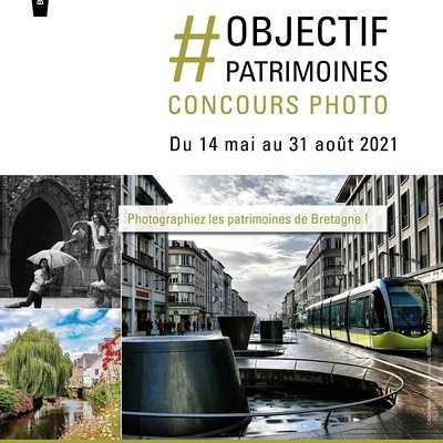 OBJECTIF PATRIMOINE - CONCOURS PHOTO