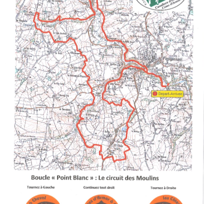 Randonnée équestre : Circuit des Forêts (30 km)