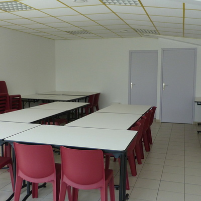 Salle du Zénith et Salle du Foyer (Langast)
