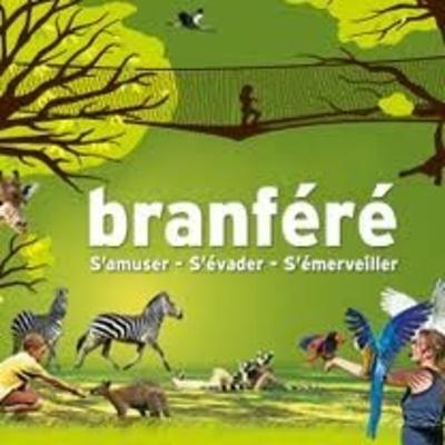ZOO de Branféré - Sortie du 12 juin