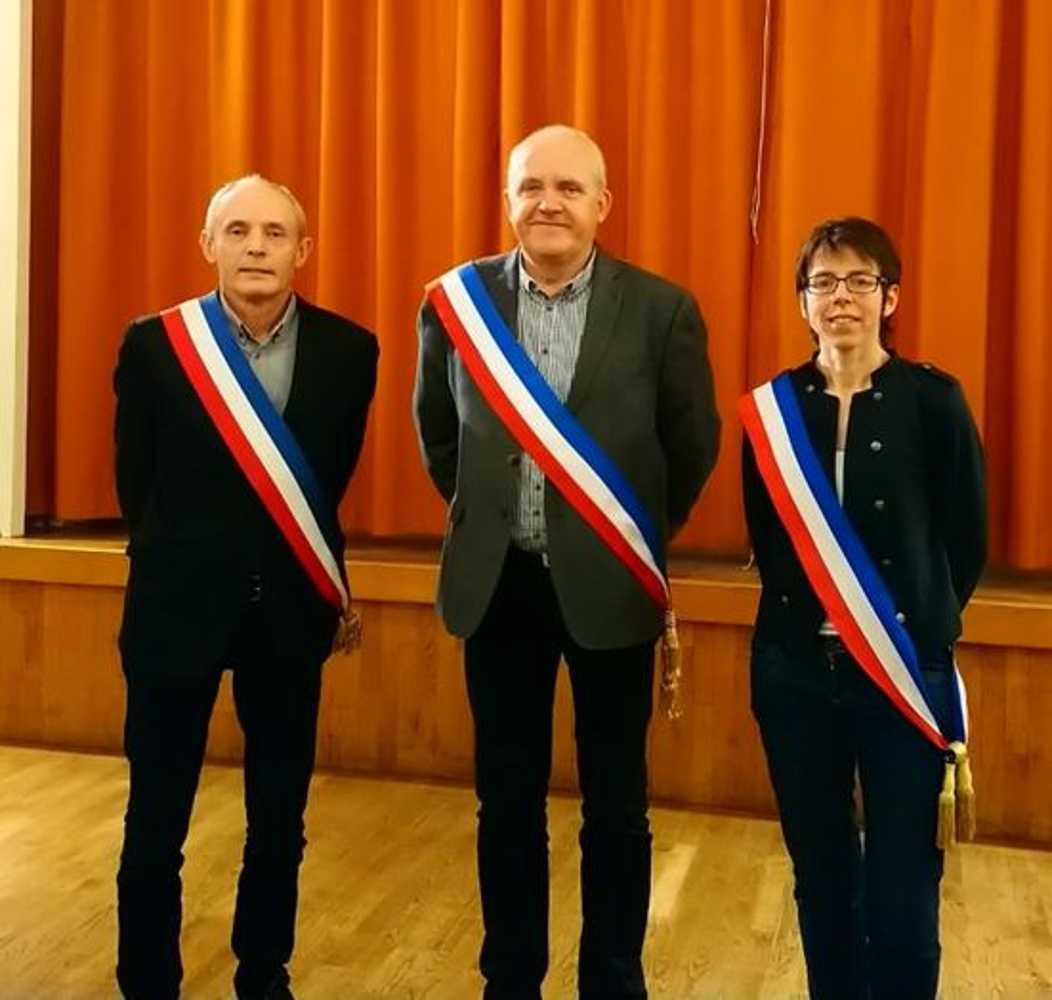 Élections du Maire de la Commune Nouvelle et des Maires délégués 0