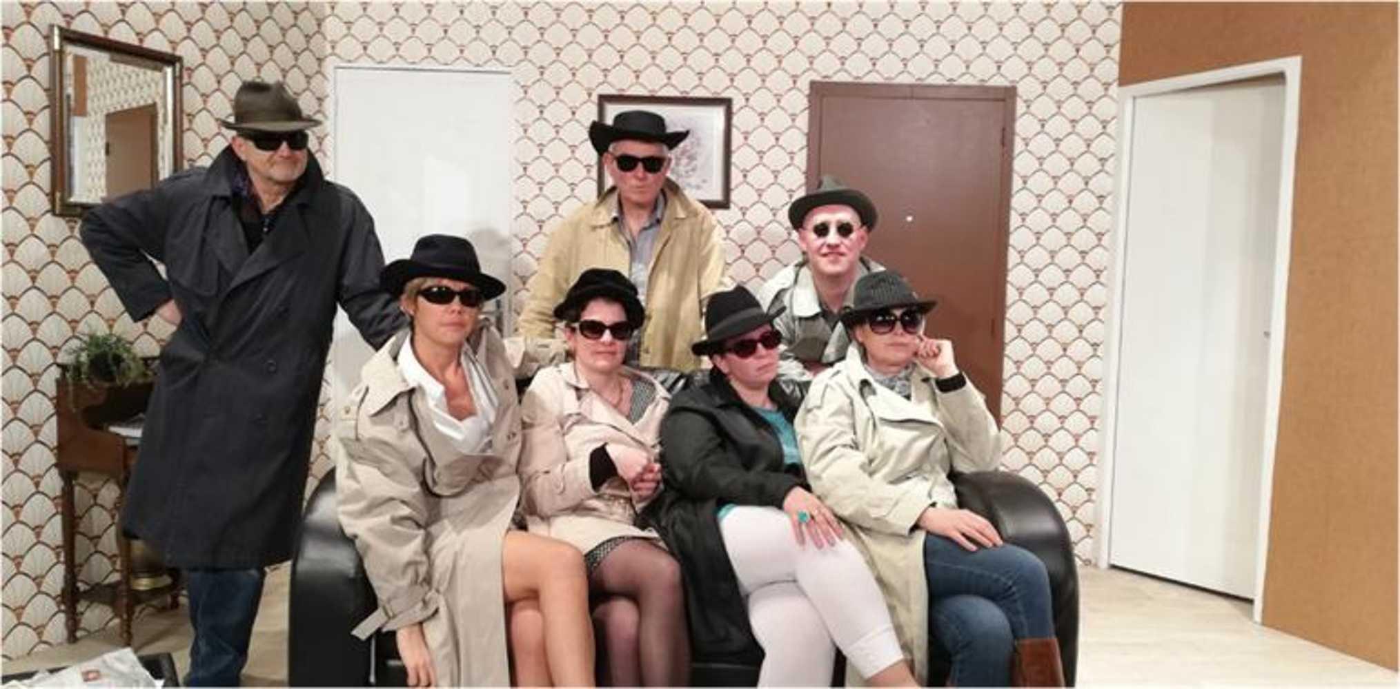 Photos des représentations de théâtre de la Clé Verte 0
