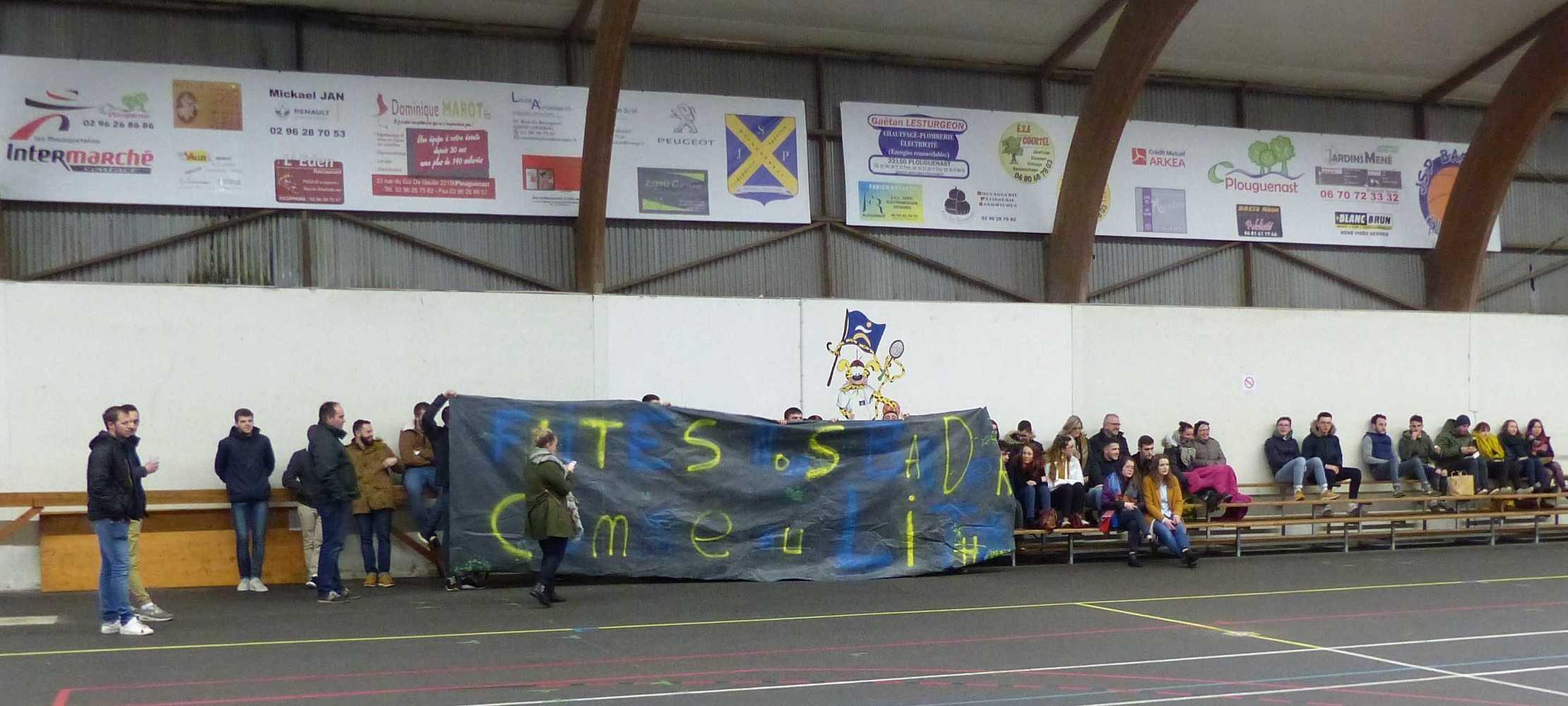 JSP BASKET - Photos du 1/4 de finale coupe du conseil départementale p1080204