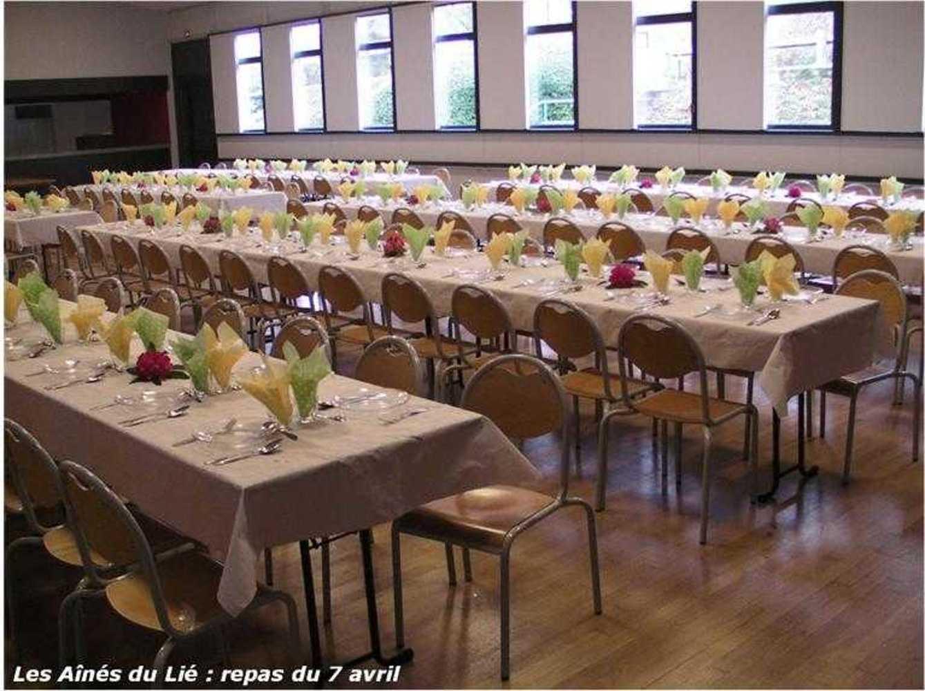 Les Aînés du Lié : photos du repas langue de boeuf image32