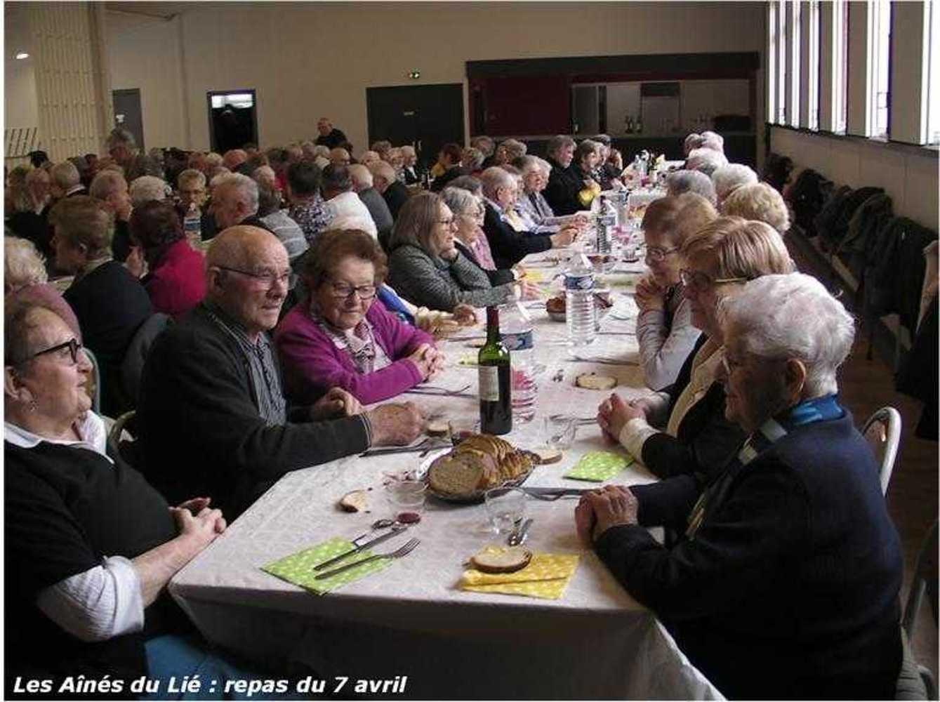 Les Aînés du Lié : photos du repas langue de boeuf image36