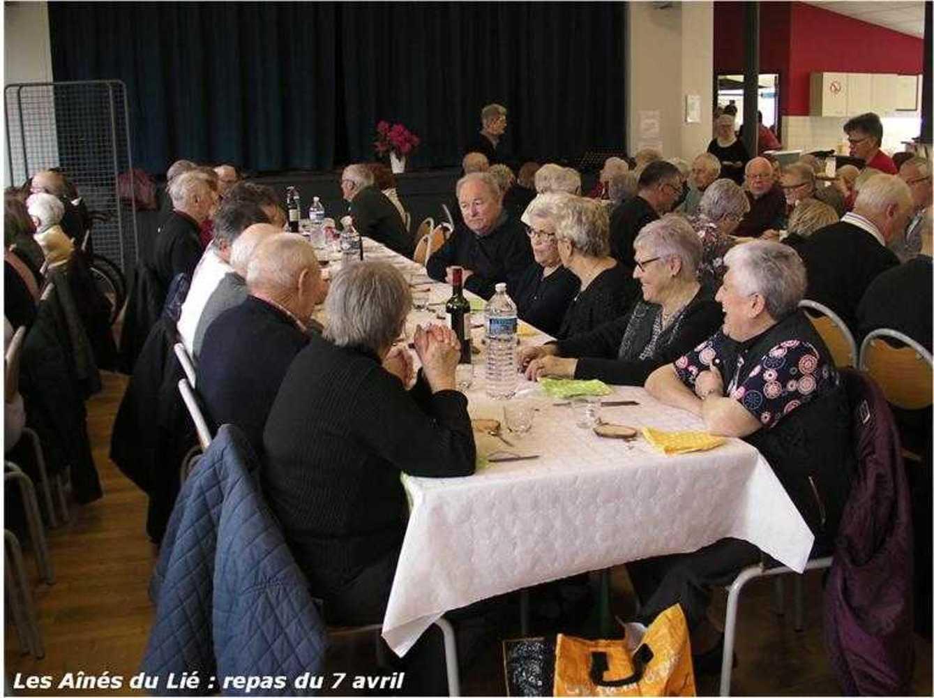 Les Aînés du Lié : photos du repas langue de boeuf image38
