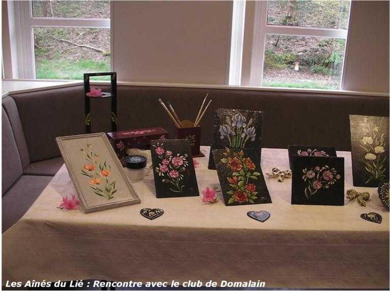 Les Aînés du Lié : photos de la rencontre avec le club de Domalain (35) image50