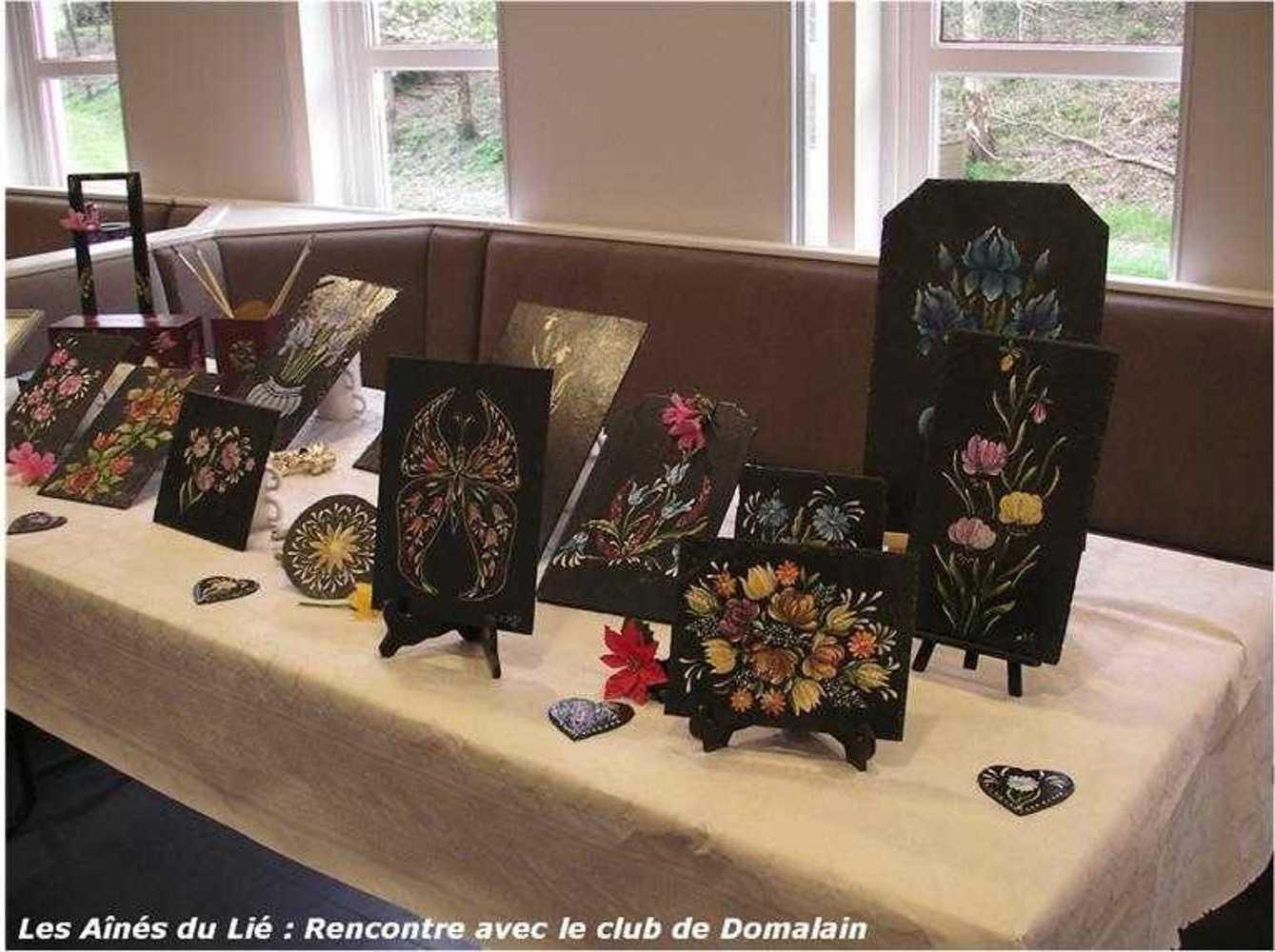 Les Aînés du Lié : photos de la rencontre avec le club de Domalain (35) image51