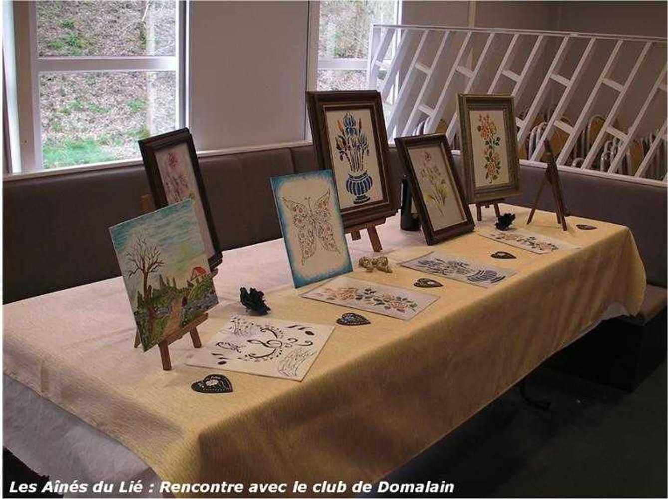 Les Aînés du Lié : photos de la rencontre avec le club de Domalain (35) image52