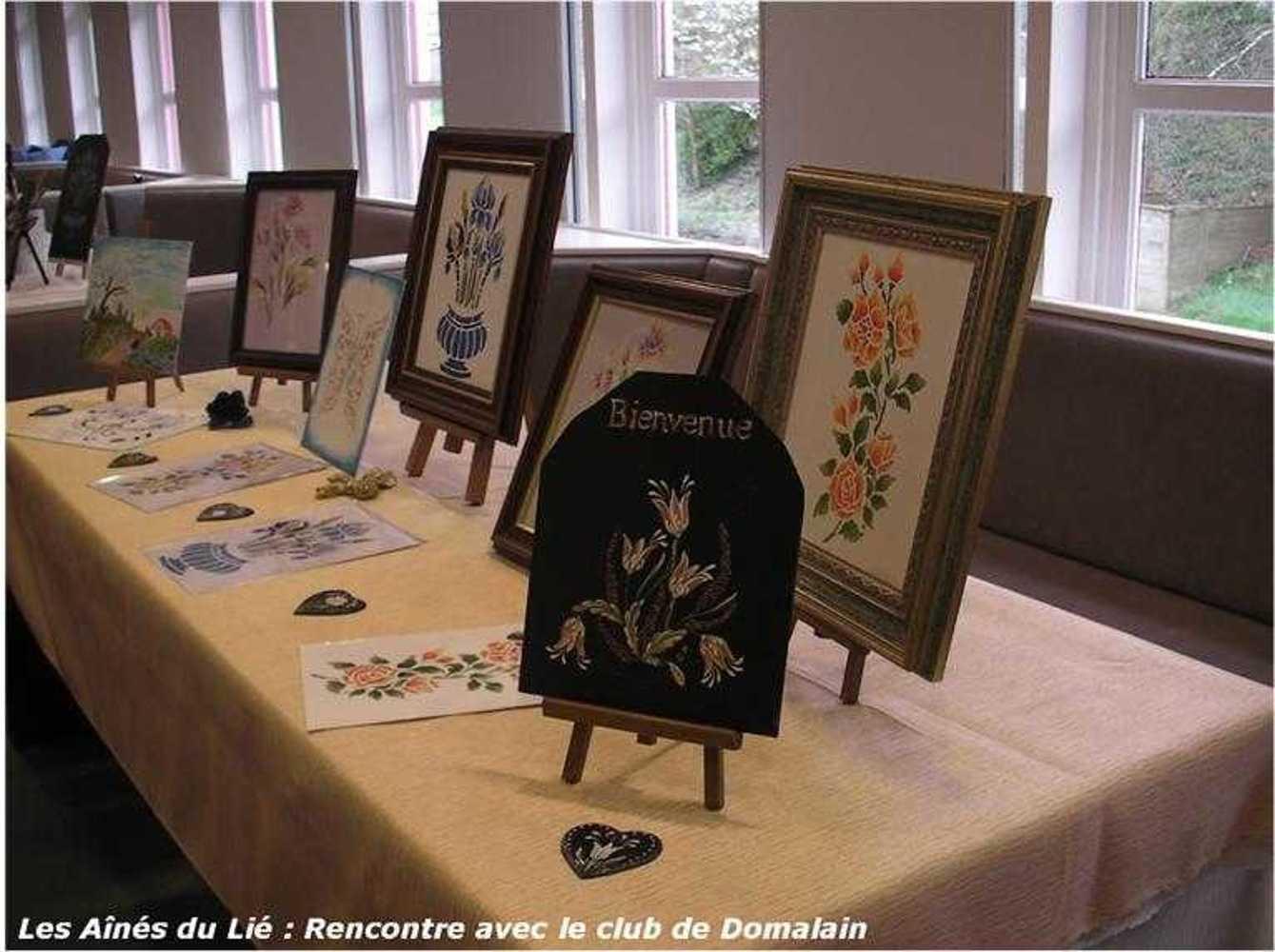 Les Aînés du Lié : photos de la rencontre avec le club de Domalain (35) image53