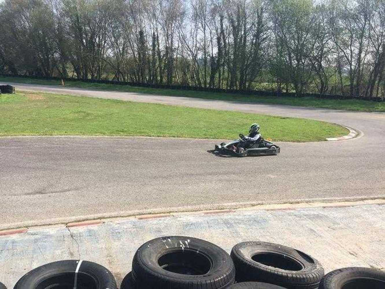 Cap Sports : photos de la sortie karting image10