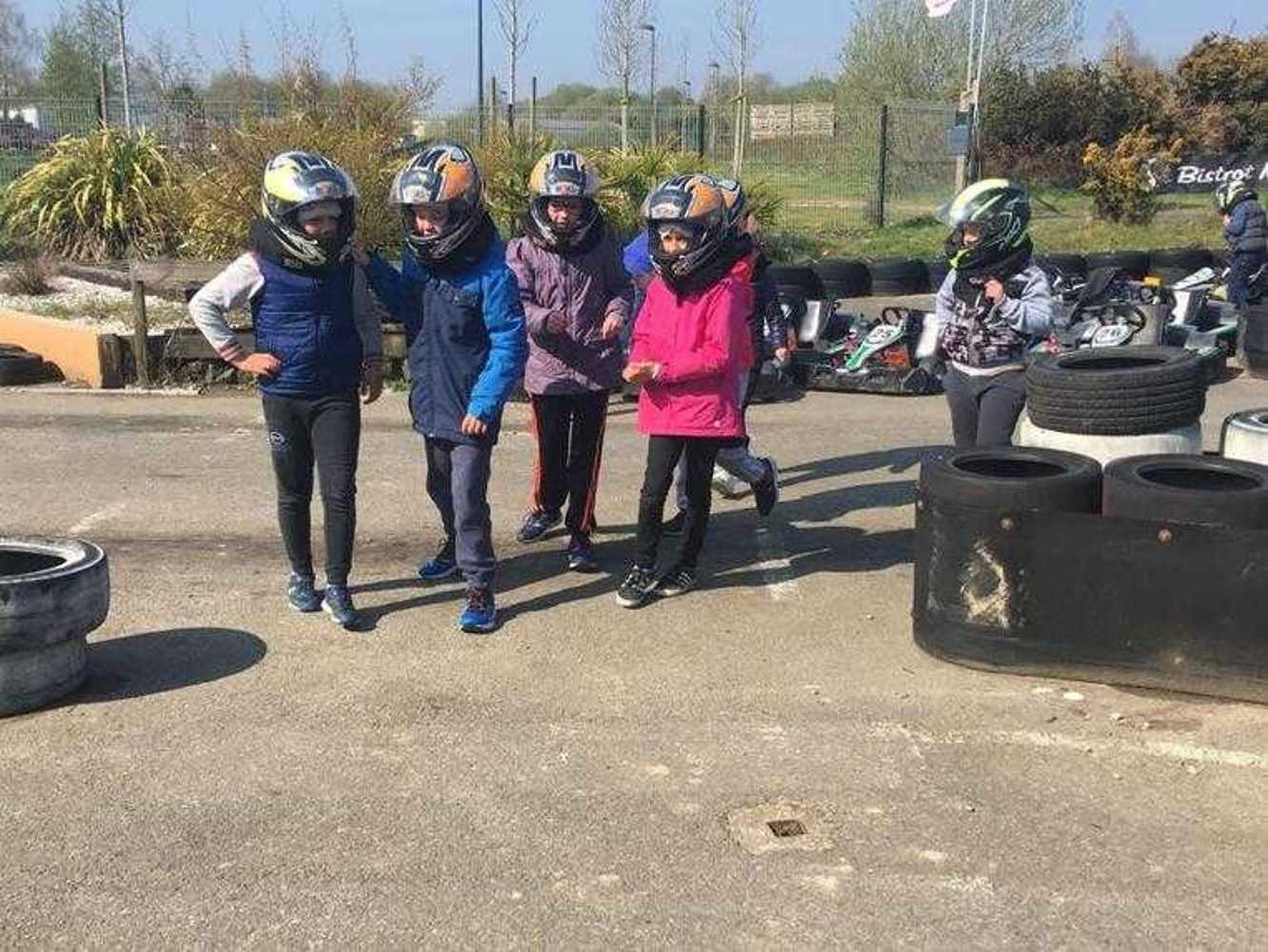 Cap Sports : photos de la sortie karting image14
