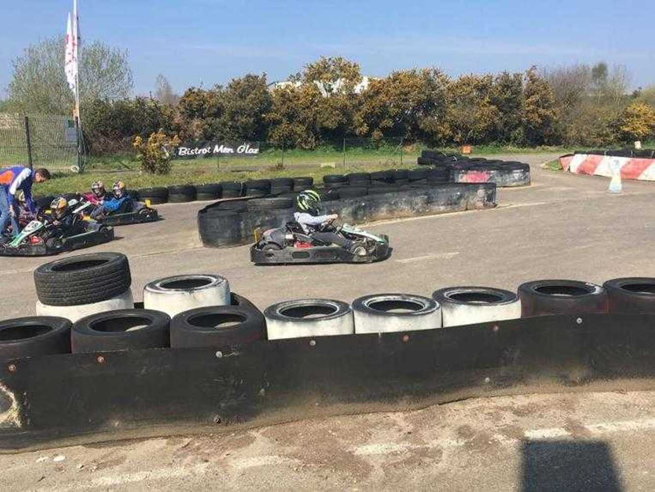 Cap Sports : photos de la sortie karting image8