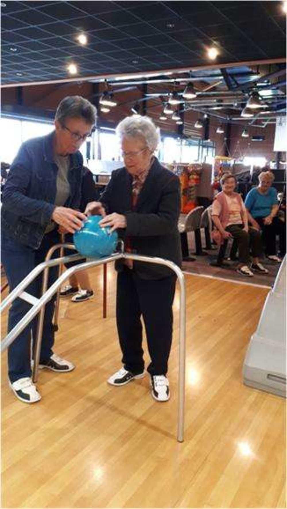 Résidence Kermaria : photos de la sortie bowling image2