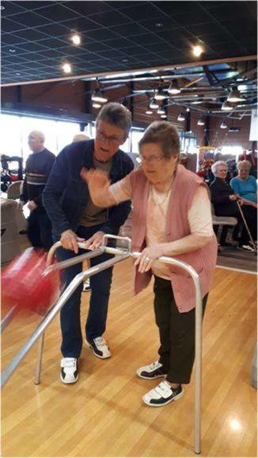Résidence Kermaria : photos de la sortie bowling image4