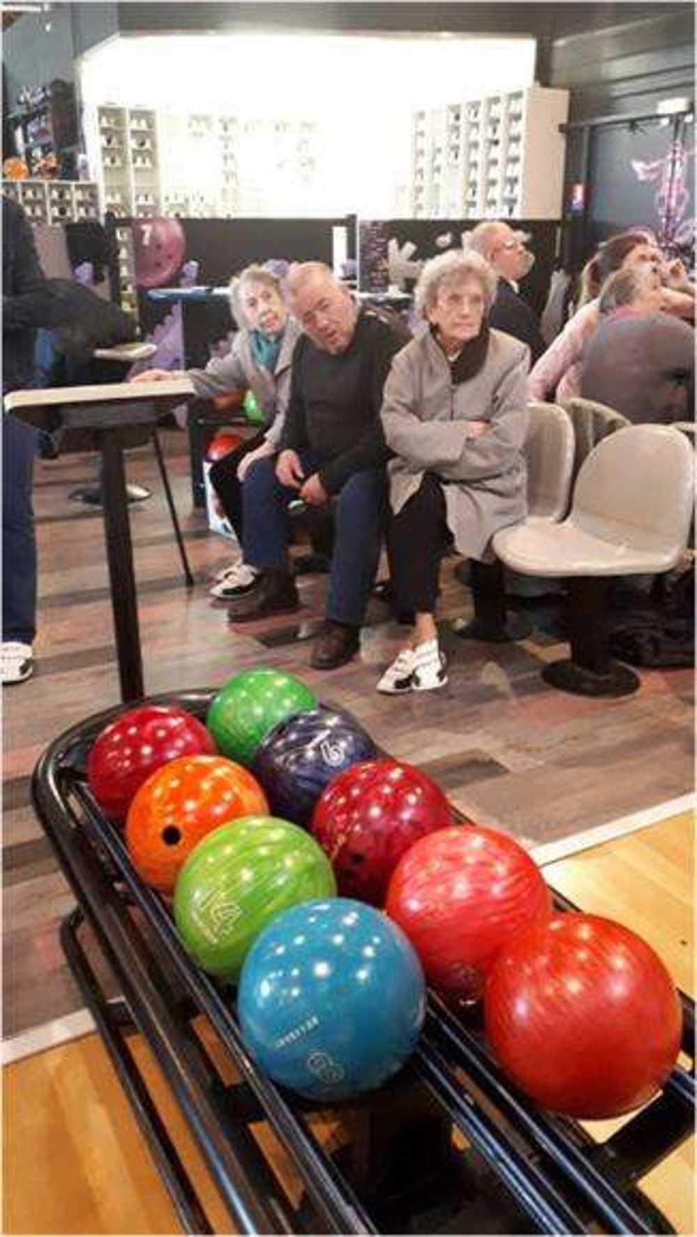 Résidence Kermaria : photos de la sortie bowling image5