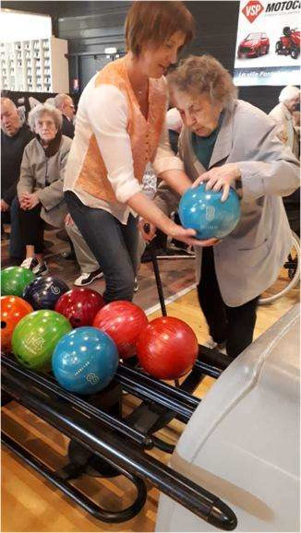 Résidence Kermaria : photos de la sortie bowling image6