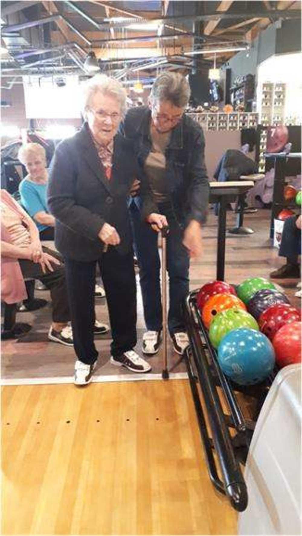 Résidence Kermaria : photos de la sortie bowling image7