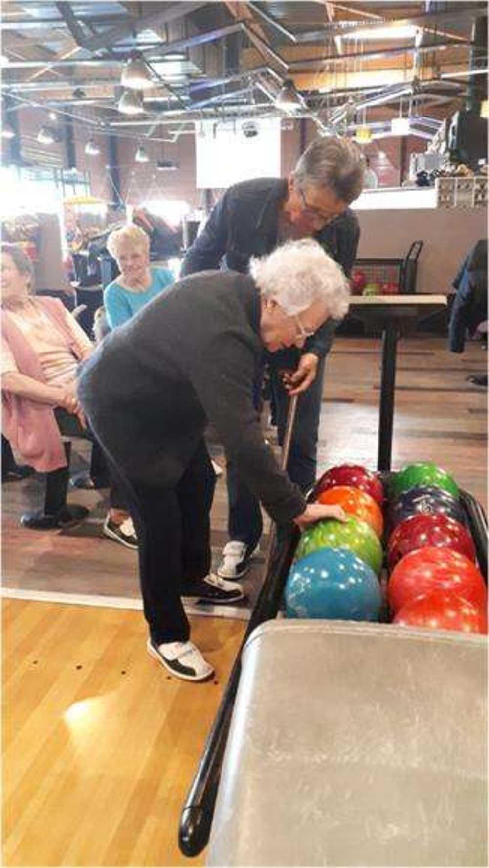 Résidence Kermaria : photos de la sortie bowling image8