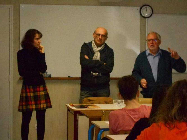 Rencontre avec Denis Flageul, metteur en scène et écrivain rencontreavecdenisflageul