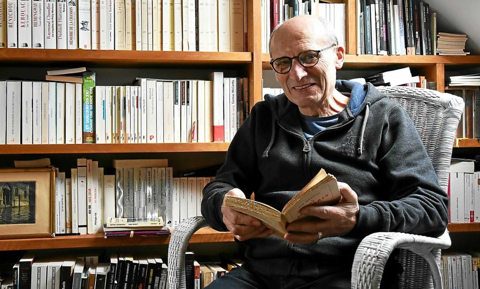 Rencontre avec Denis Flageul, metteur en scène et écrivain 0