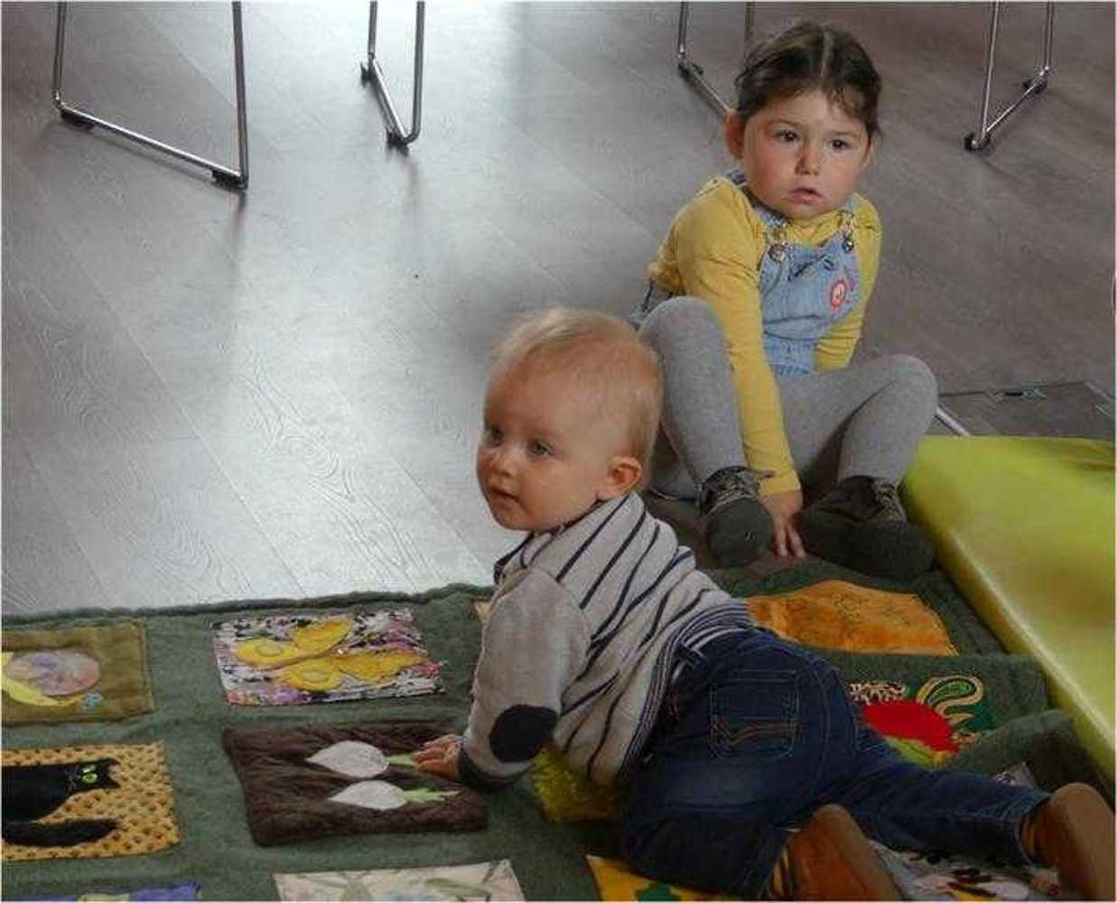 Photos de la séance des bébés lecteurs du 7 mai image3