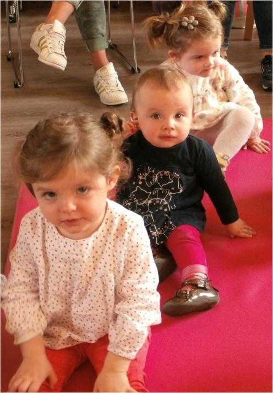 Photos des bébés lecteurs - séance du jeudi 11 octobre image10