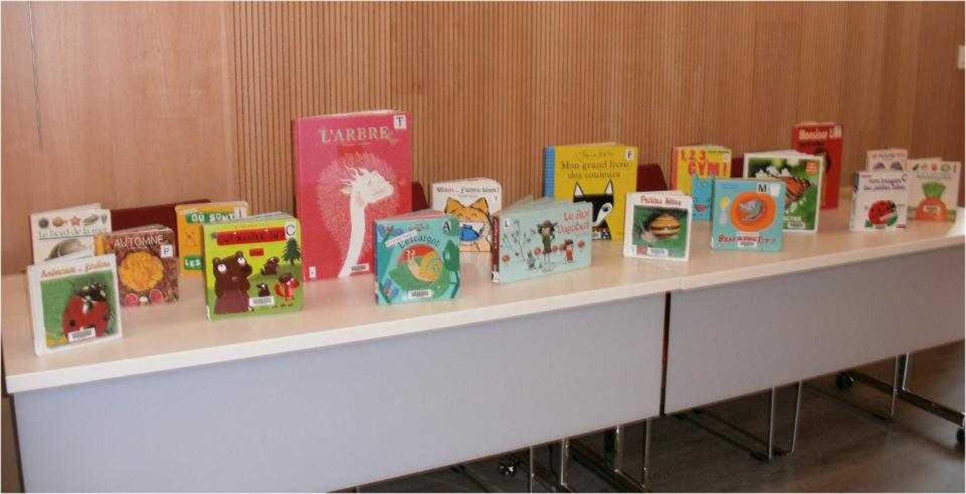 Photos des bébés lecteurs - séance du jeudi 11 octobre image1