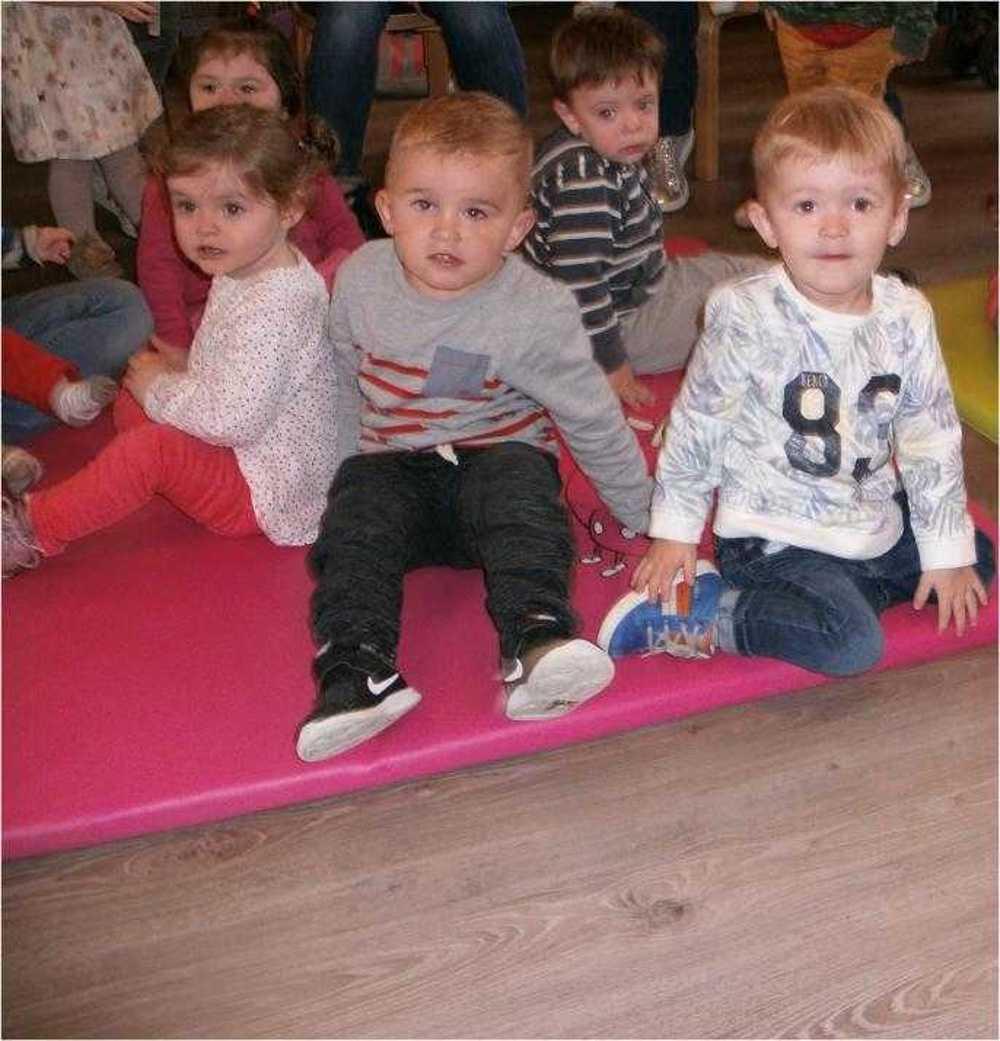 Photos des bébés lecteurs - séance du jeudi 11 octobre image2