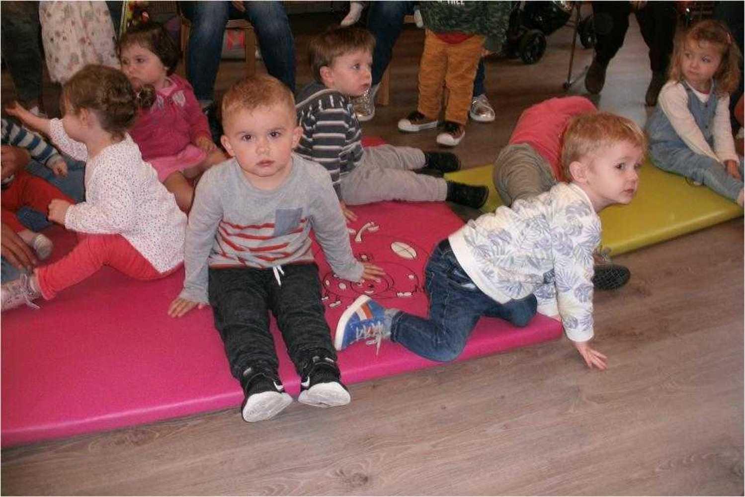 Photos des bébés lecteurs - séance du jeudi 11 octobre image3