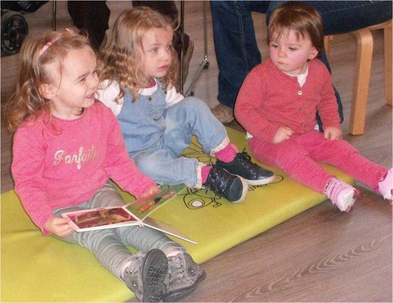 Photos des bébés lecteurs - séance du jeudi 11 octobre image5