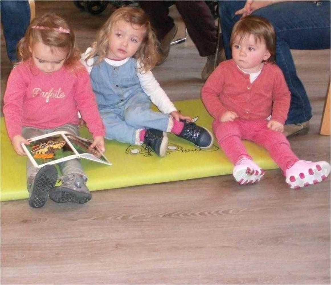 Photos des bébés lecteurs - séance du jeudi 11 octobre image7