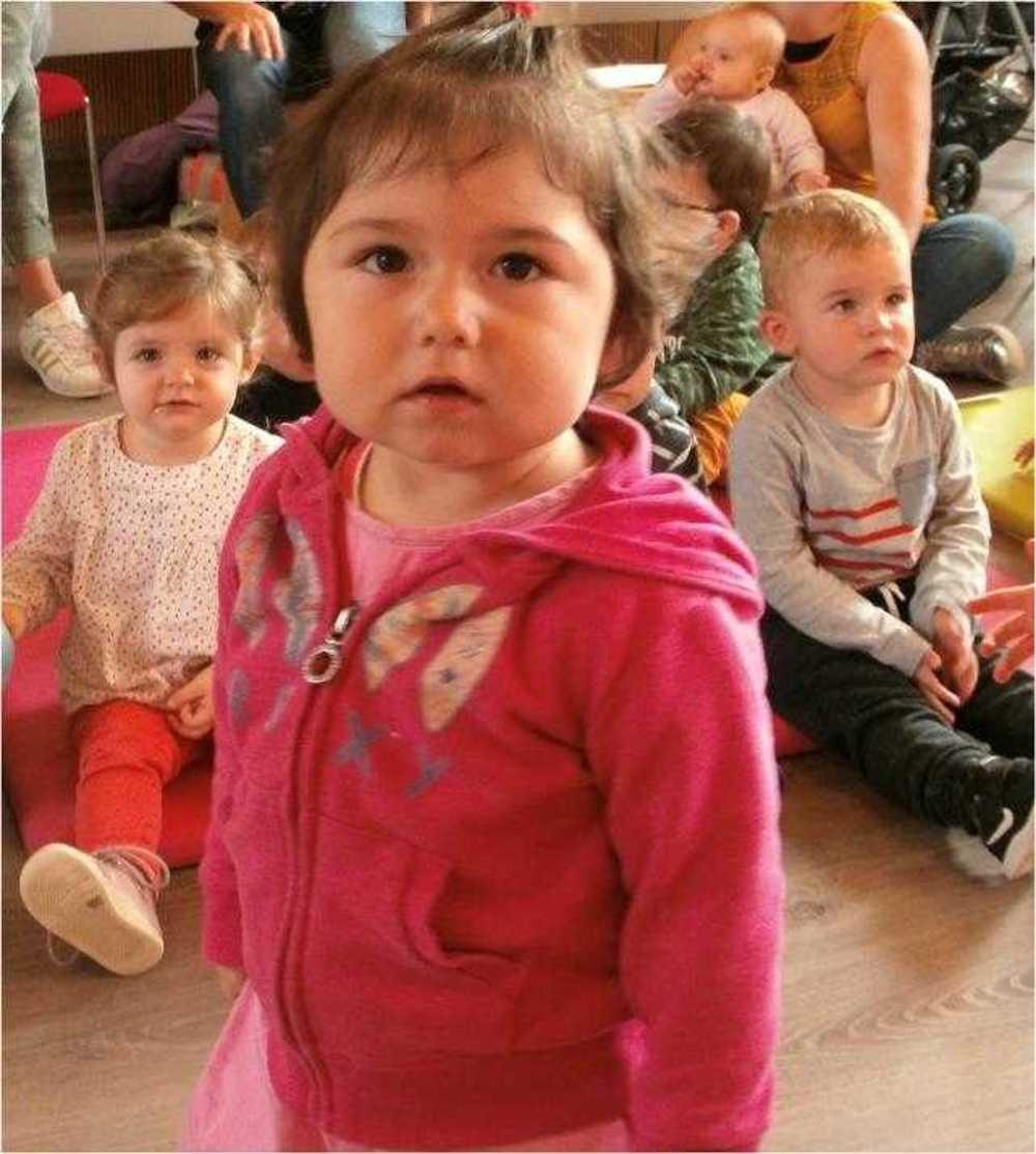 Photos des bébés lecteurs - séance du jeudi 11 octobre image9