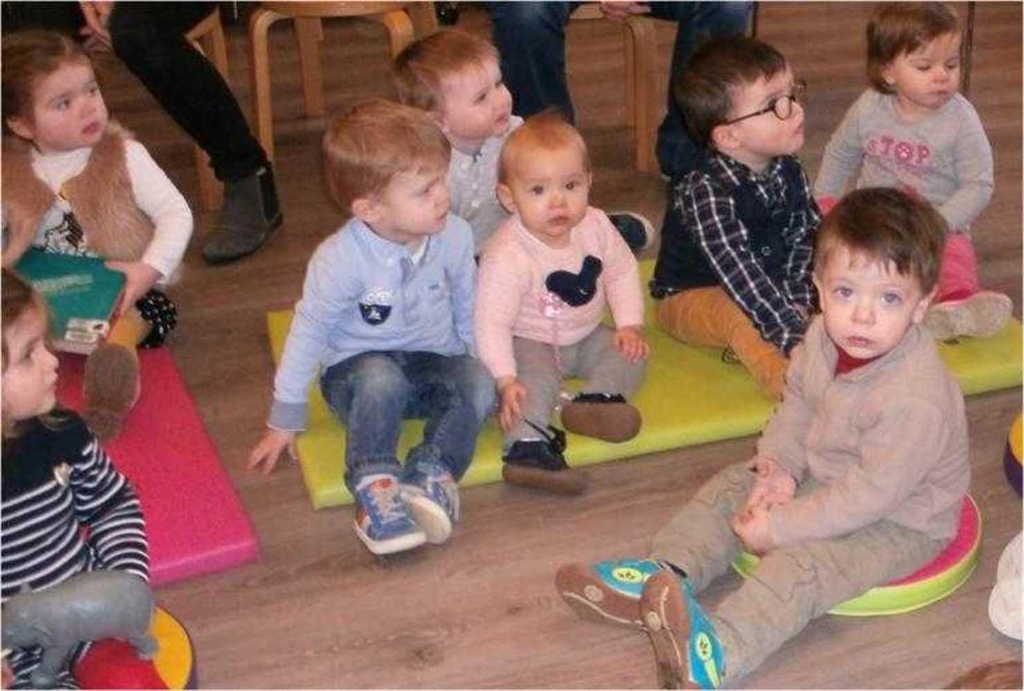 Bébés lecteurs - Séance du jeudi 13 décembre image1